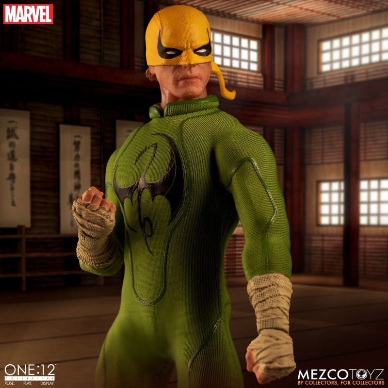 Mezco One:12 Iron Fist Collective figure
