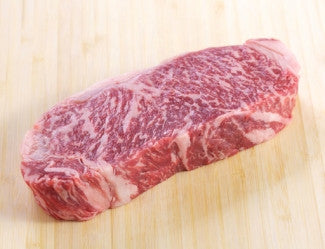 American Wagyu, Boneless New York Strip Wet Aged 28 Days