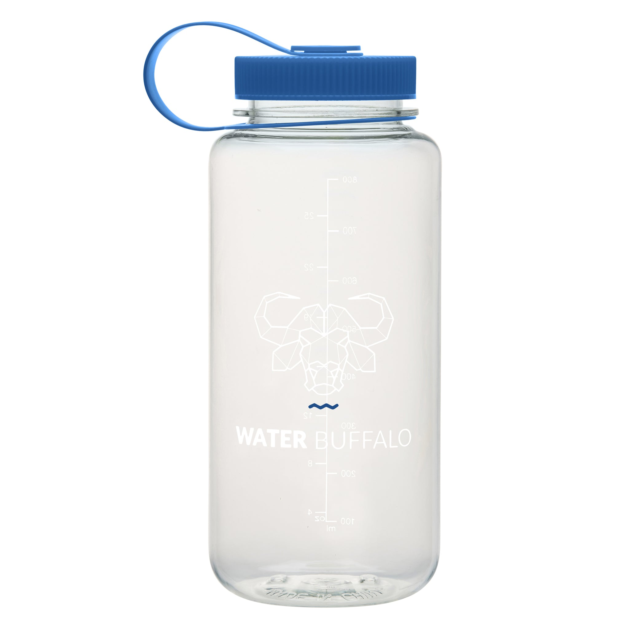 Widemouth Tritan Water Bottle (Clear)