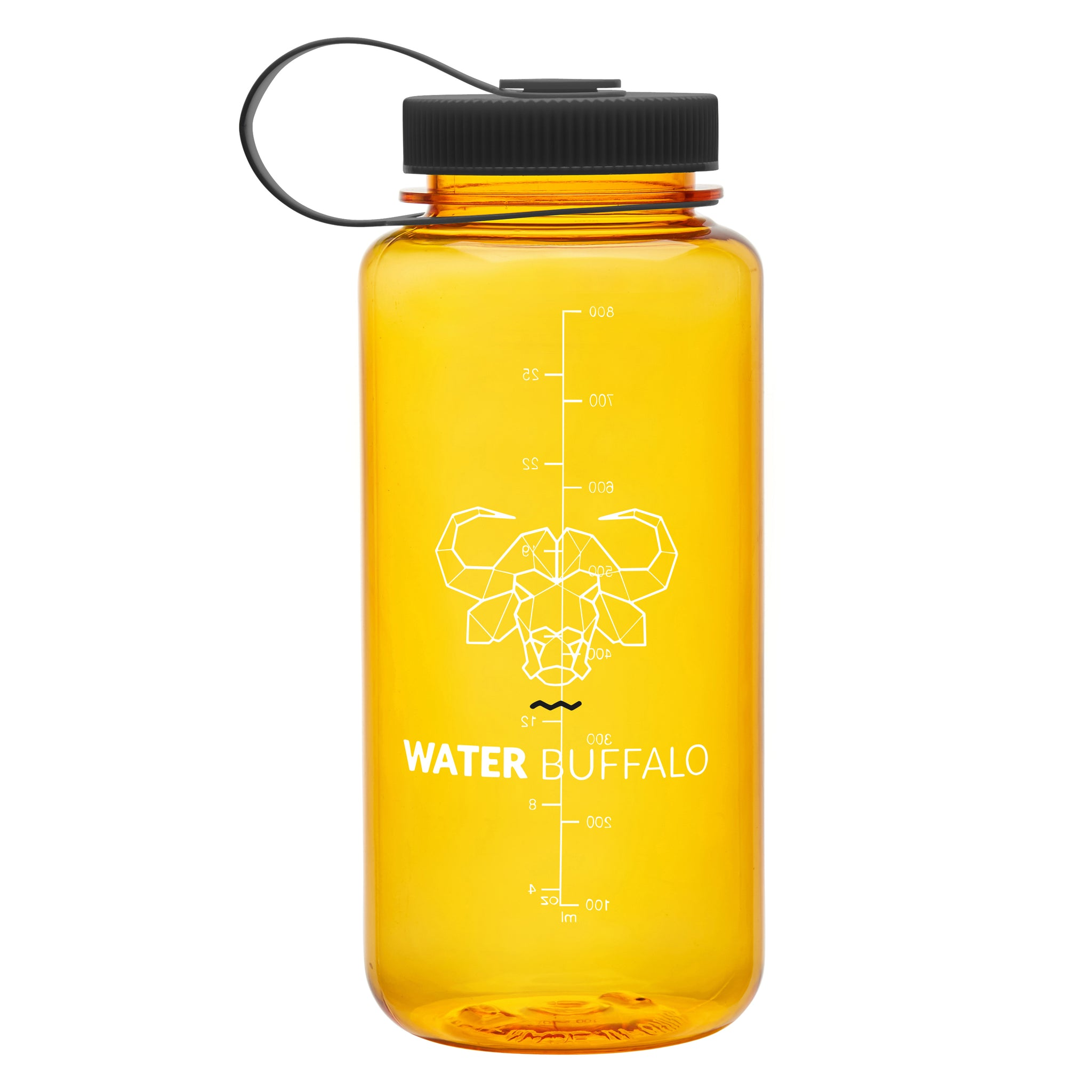 Widemouth Tritan Water Bottle (Orange)