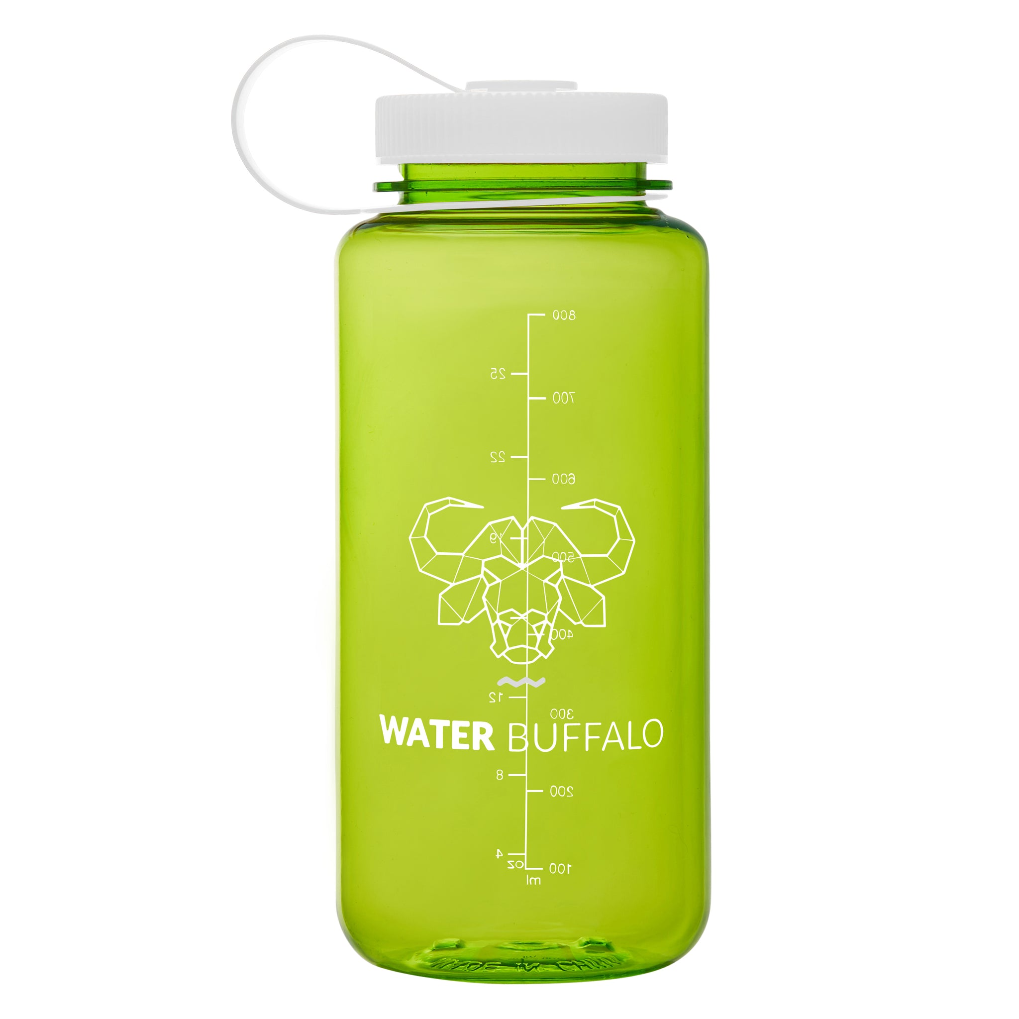 Widemouth Tritan Water Bottle (Green)