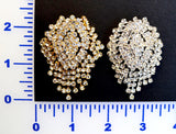 Rhinestone Brooch. Available in 3 colors.
