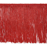 "6"" STRETCH Chainette Fringe - 9 Colors Available"