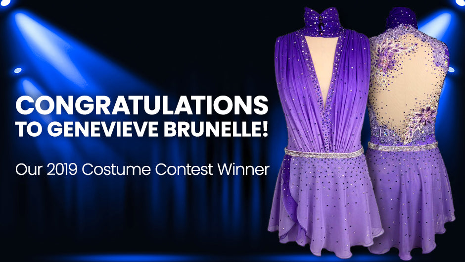 Congratulations to Genevieve Brunelle!