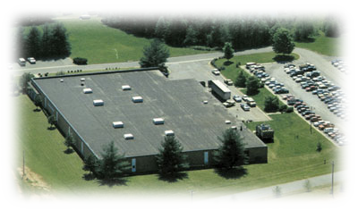 CAPPS SHOE manufacturing facility in Gretna, VA