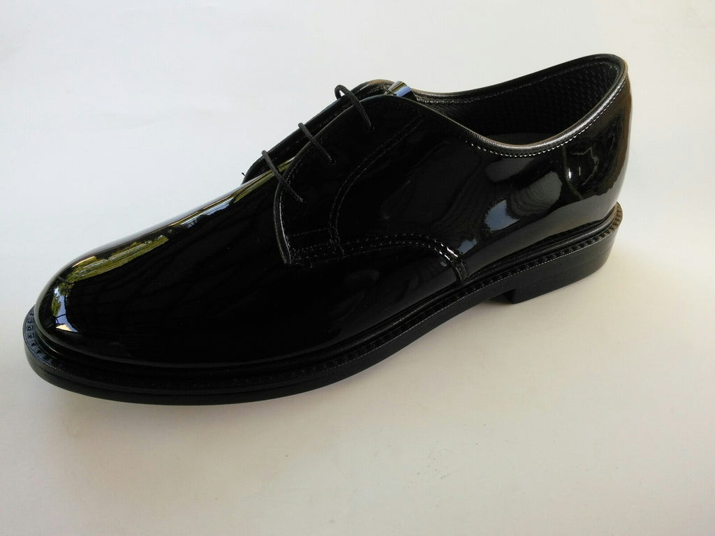 Women's DeLite - 90020 - Air-Lite Black Shiny Oxford