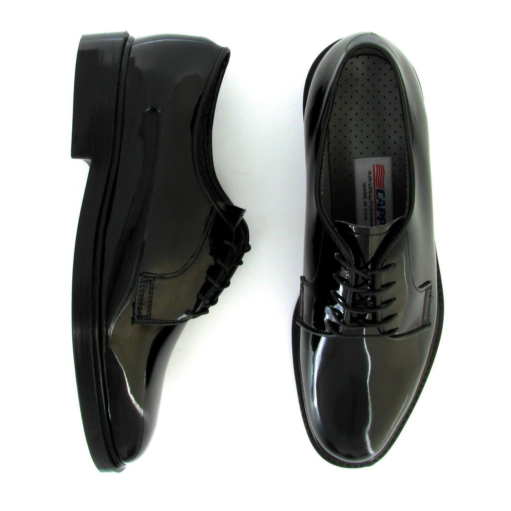 Capital - 90022  Air-Lite Oxford, Black Shiny