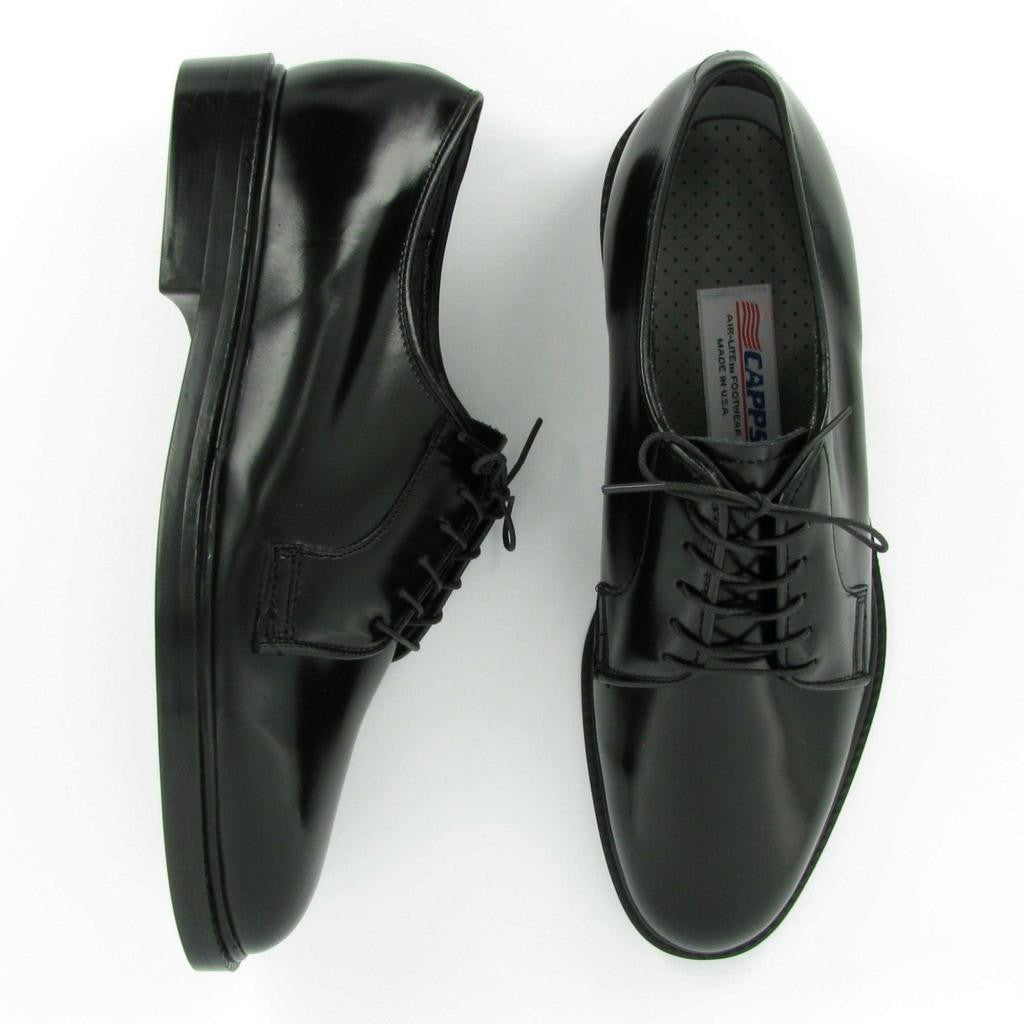 Capital - 90023  Air-Lite Oxford, Black Leather