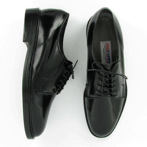 Capital - 90023 -  Black Leather  Air-Lite Oxford