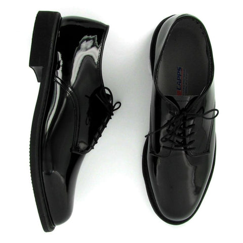 Colonel - 90253 - Black Shiny WELT Oxford