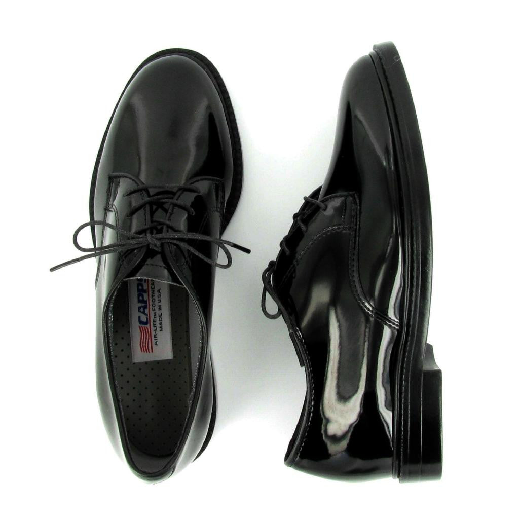 Lite- 90021 - Air-Lite Oxford, Black Shiny