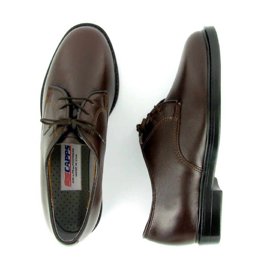 Lite - 90031 - Ait-Lite Oxford, Brown Leather