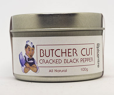 Butcher Cut Cracked Black Pepper