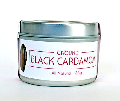 Cardamom, Black (ground)