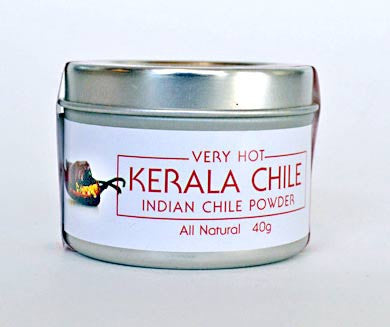 Indian Kerala Chile (very hot)