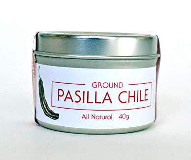Chile, Pasilla (ground)