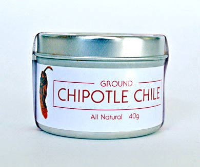 Chile, Chipotle (ground)