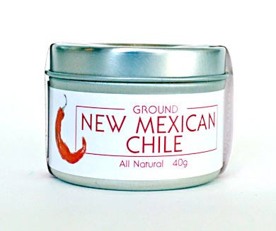 Chile, New Mexican