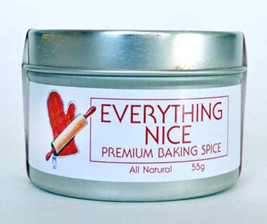 Everything Nice Premium Baking Spice