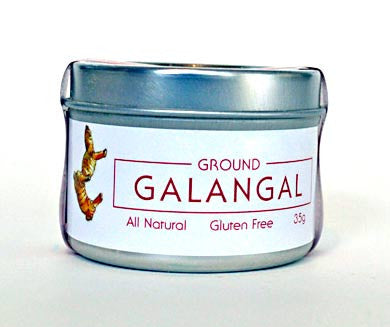 Galangal (ground)