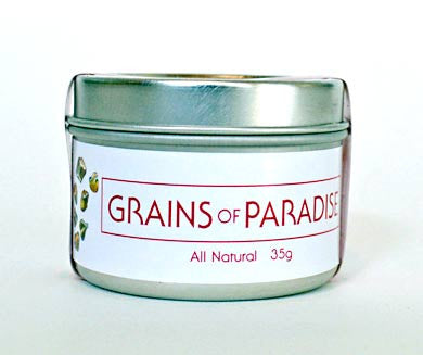 Grains of Paradise  (whole seeds)