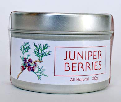 Juniper berries (whole)