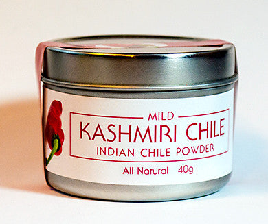 Indian Kashmiri Chile (mild)