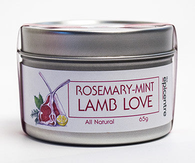Lamb Love - with Rosemary & Mint