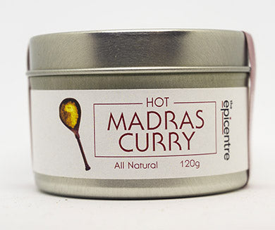Hot Madras Curry -4oz