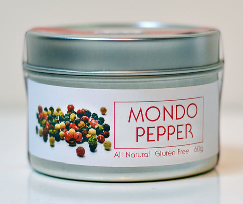 Mondo Pepper (whole peppercorns)