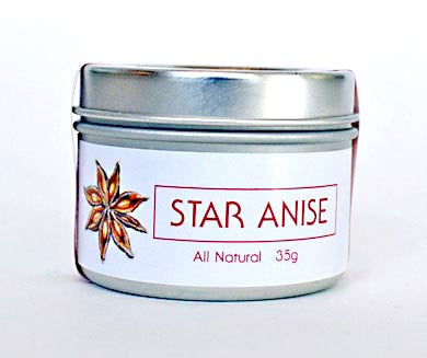 Star Anise (whole and pieces)