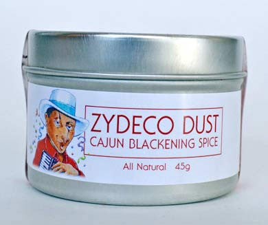 Zydeco Dust (Cajun blackening spice rub)