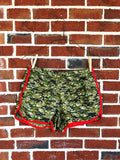 Beach Town Shorts in Camo