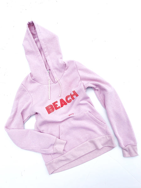 Blush Sweatshirt - BEACH
