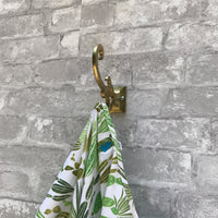 Beach Day Cover-Up in Green Cactus