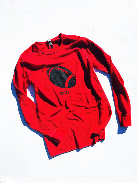 Tailgate Thermal in Red & Black
