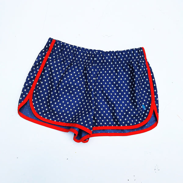 Beach Town Shorts in Stars