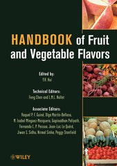 Handbook of Fruit and Vegetable Flavors By Y.H. Hui, Nollet