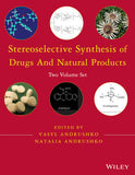 Stereoselective Synthesis of Drugs and Natural Products, Two Volume Set  by  Vasyl Andrushko, Natalia Andrushko