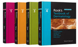 Rook's Textbook of Dermatology, 4 Volume Set, 9th Edition by  Christopher Griffiths (Editor), Jonathan Barker (Editor), Tanya Bleiker (Editor), Robert Chalmers (Editor), Daniel Creamer (Editor)