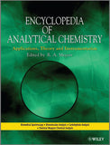 Encyclopedia of Analytical Chemistry, 18-Volume Set
