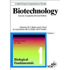Biotechnology A Multi Volume Comprehensive Treatise, 2nd ed. 12 volumes set