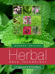 Herbal Drug Technology (Second Edition) By S S Agrawal