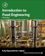 Introduction to Food Engineering, 5th Edition  by Singh  &  Heldman