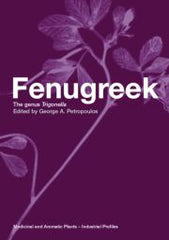 Fenugreek: The Genus Trigonella  by  Georgios A Petropoulos