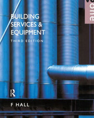 Building Services and Equipment Volume 1, 3rd Edition