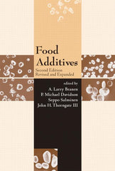 Food Additives , 2nd ed Revised and Expanded by A. Larry Branen, P. Michael Davidson, Seppo Salminen, John Thorngate