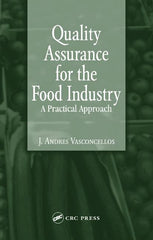 Quality Assurance for the Food Industry: A Practical Approach By J. Andres Vasconcellos - Indian Reprint