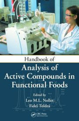 Handbook of Analysis of Active Compounds in Functional Foods By Leo Nollet