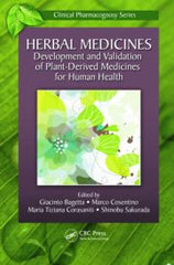 Herbal Medicines: Development and Validation of Plant-derived Medicines for Human Health